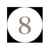 ナンバー8