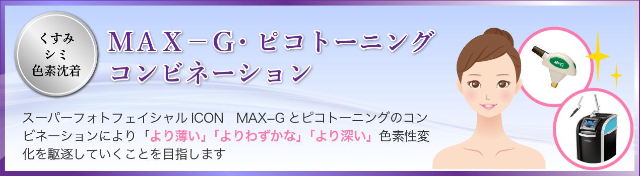 MAX-Gピコシュア
